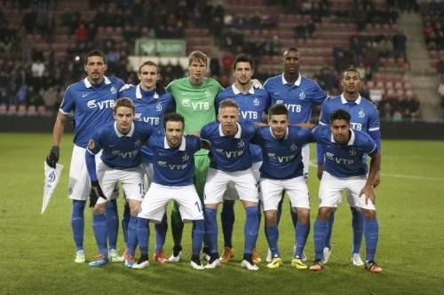 Матчи «Динамо» и «Краснодара» вЛиге Европы