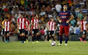 Обзор футбольного матча Барселона - Атлетико